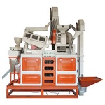 ZCT1000 Modern Automatic Mini Rice Mill Plant