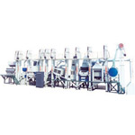 DCT Complete Set Rice Milling Equipment